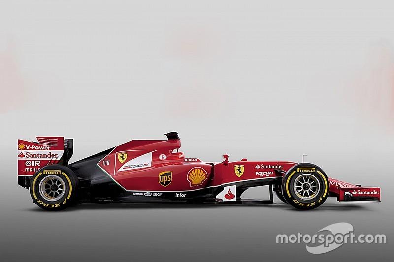 Alonso utolsó F1-es Ferrarija, mely végül nagy bukásnak bizonyult: F14 T