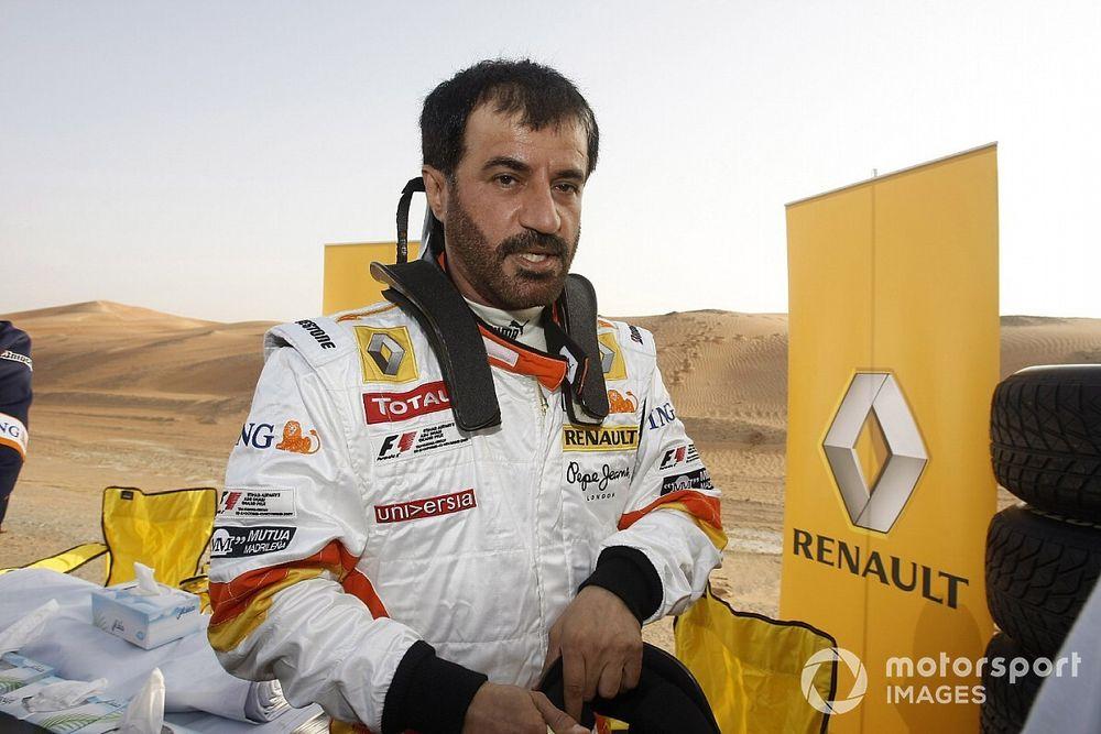 Eski ralli pilotu Mohammed ben Sulayem, FIA başkanlığına aday oldu