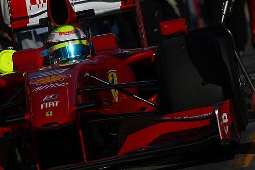 """Massa: """"Ferrari, İtalya'da adeta bir 'din' gibi"""""""