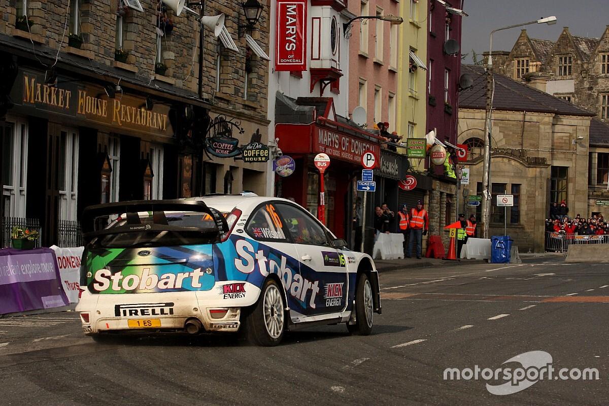 Zwrot w stronę WRC