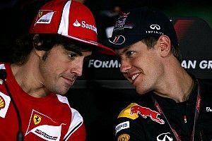 Алонсо: Феттель – не спаситель Ferrari, у Леклера потенциал выше