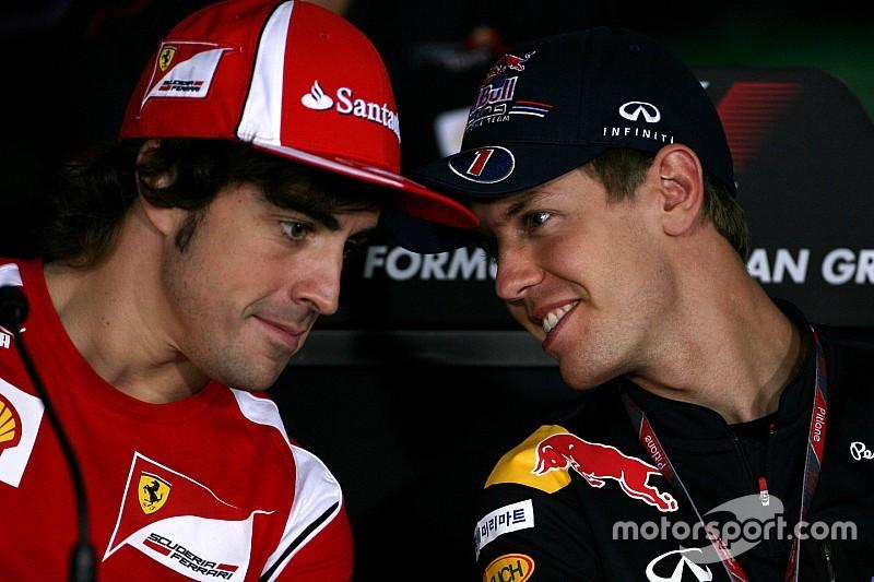 Слухи из паддока: Феттель может вернуться в Red Bull, а Алонсо – в Ferrari