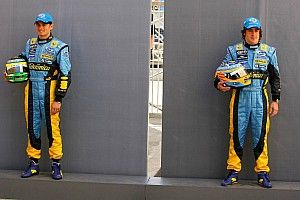 Fisichella: Alonso geri dönmeyecek