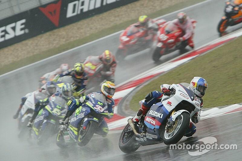 A MotoGP holnap újra adja a 2005-ös Kínai Nagydíjat