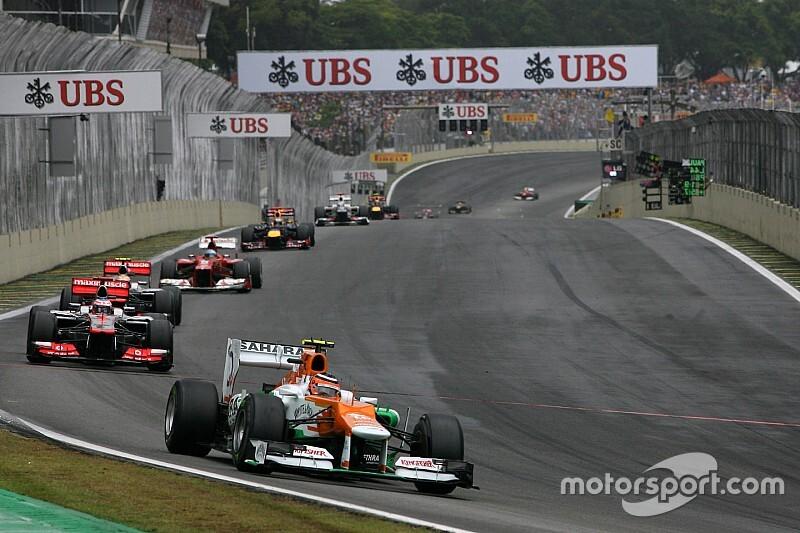 """霍肯伯格认为2012年巴西大奖赛曾""""可能""""改变他的命运"""