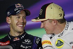 Cuando Red Bull quiso a Raikkonen como compañero de Vettel