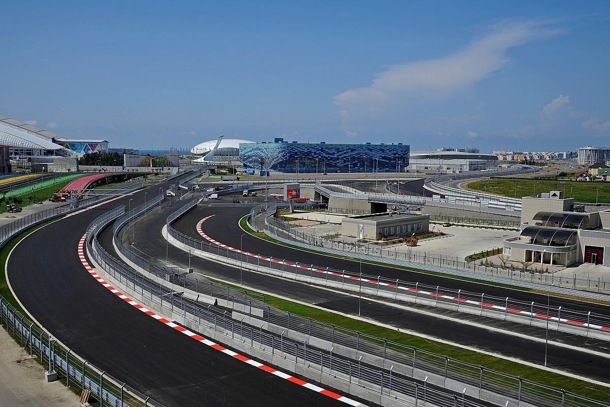 Perez: Sochi'nin üçüncü virajı, İstanbul Park'ın sekizinci virajına benziyor