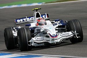 Galeria zdjęć: Starty Roberta Kubicy w GP Niemiec