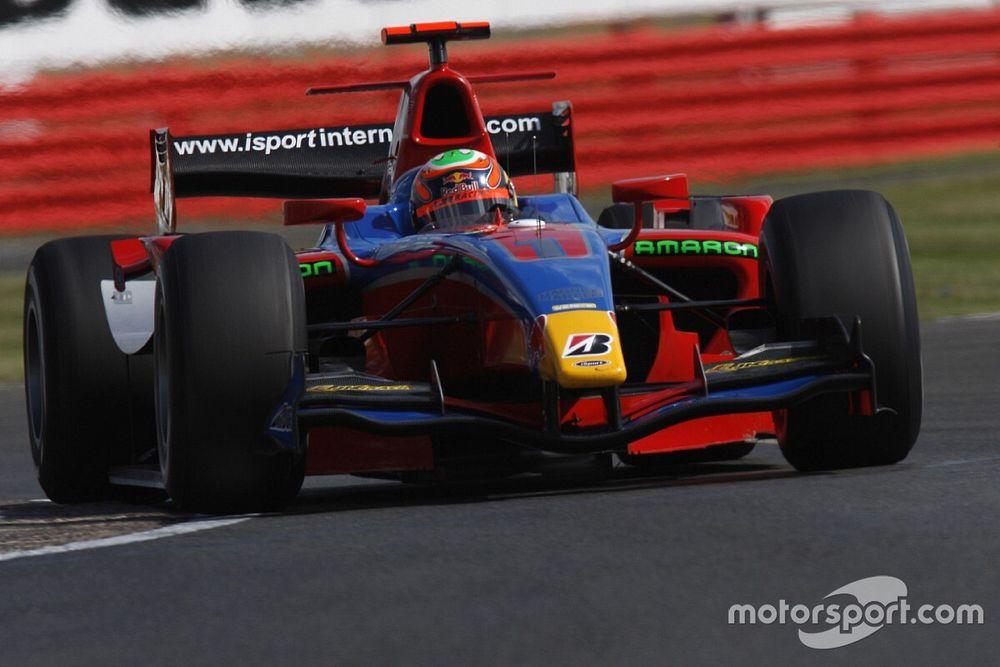 Race of my life: Karun Chandhok on 2008 Silverstone GP2 race