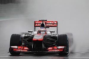 McLaren z Mercedesem zgodnie z planem