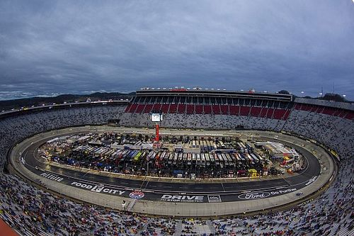 Full NASCAR Bristol spring weekend schedule