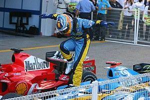 Los momentos más especiales de Alonso en Japón