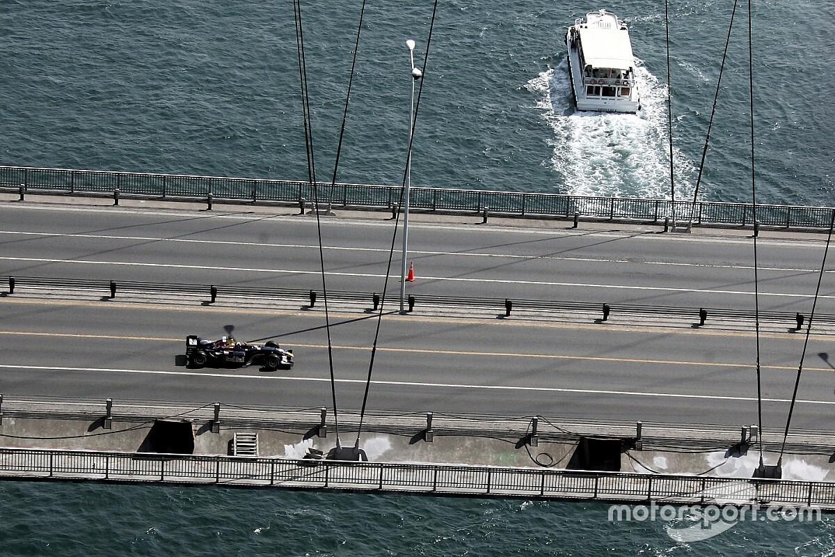 F1 film çekimleri için İstanbul'da bazı yollar kapatılacak