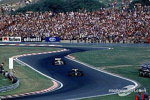 VÍDEO: Relembre ultrapassagem incrível de Piquet em Senna na Hungria