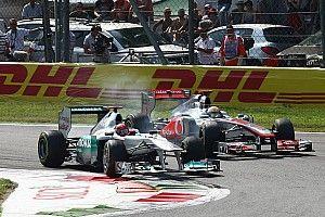 """Rosberg: Hamilton, Schumacher'den daha büyük bir """"doğal yeteneğe"""" sahip"""
