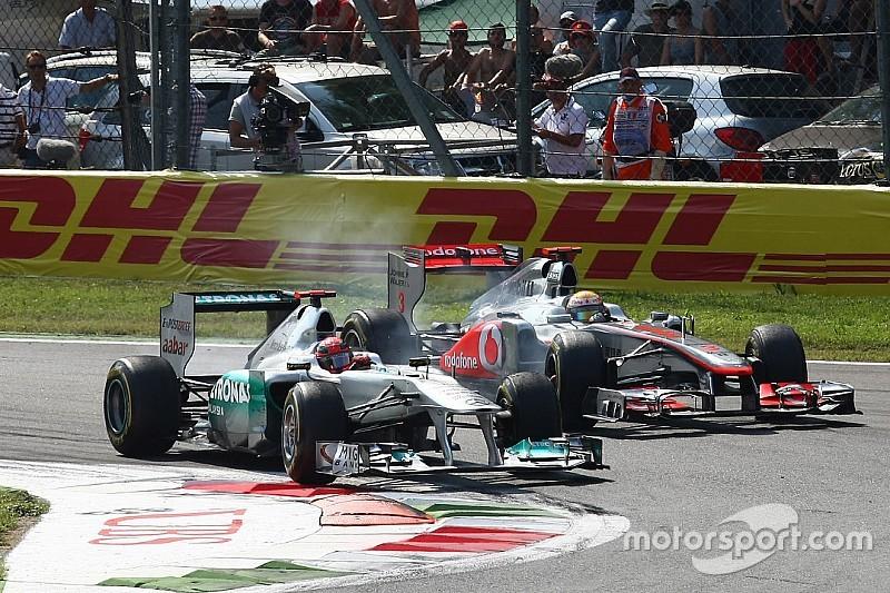 Rosberg: Hamilton, Schumacher'den daha büyük bir