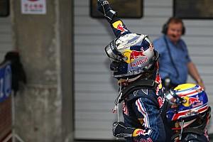 10 años del inicio del reinado de Red Bull y Vettel