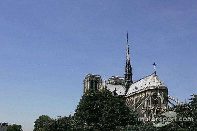SRO pledges €50,000 to Notre-Dame reconstruction