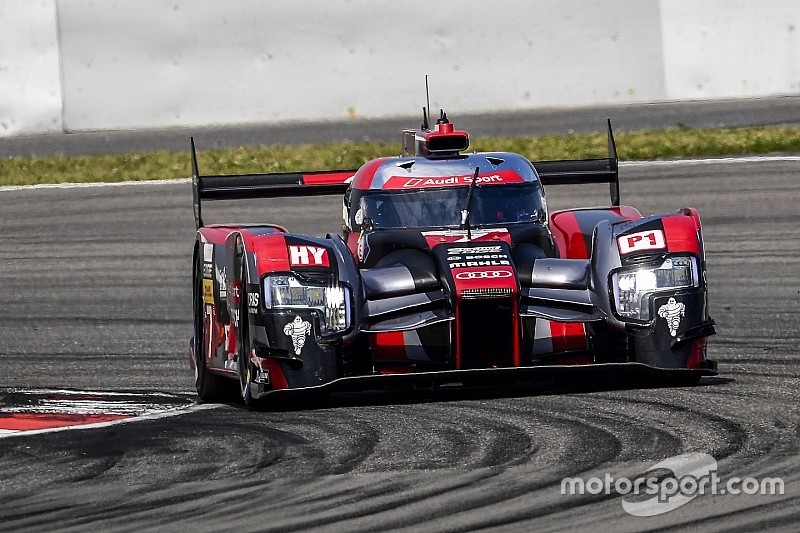 Rast and Vanthoor: Next in the Audi LMP1 queue