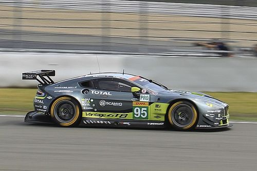 Aston Martin Racing tastes victory at FIA WEC 6 Hours of Nürburgring