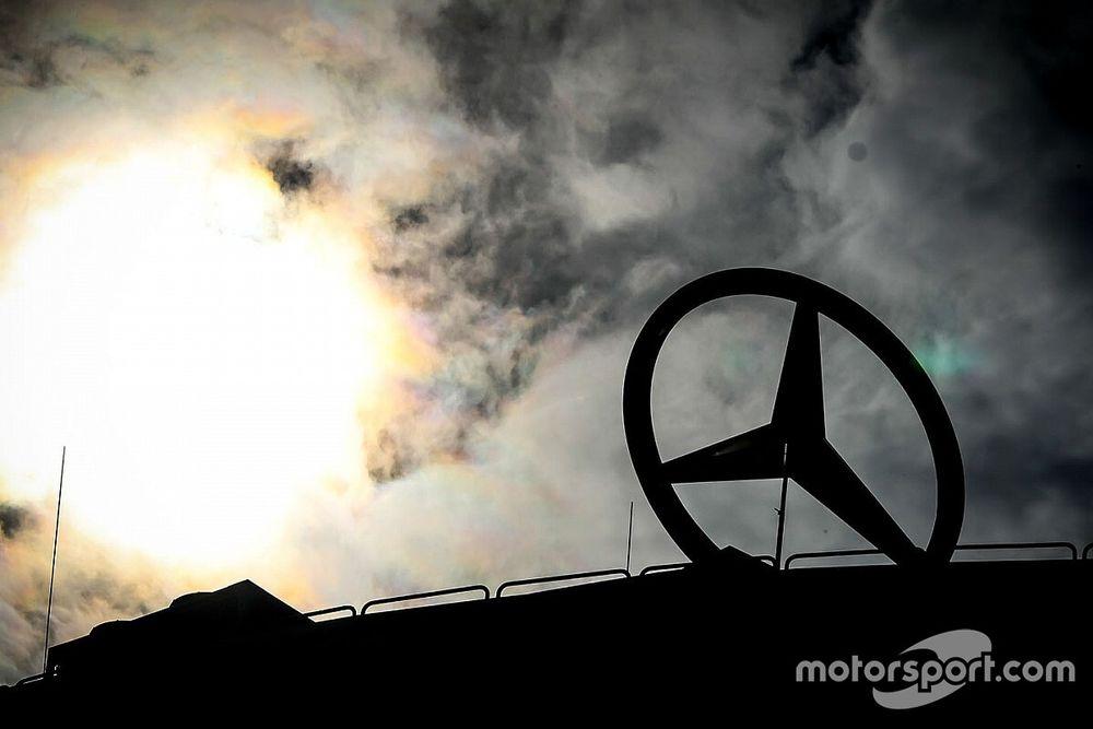 Mercedes guarda anche a un programma spaziale