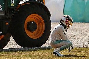 "Hamilton has ""100 percent faith"" in Mercedes"