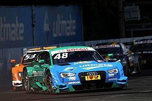 Finally! Audi wins at the Norisring