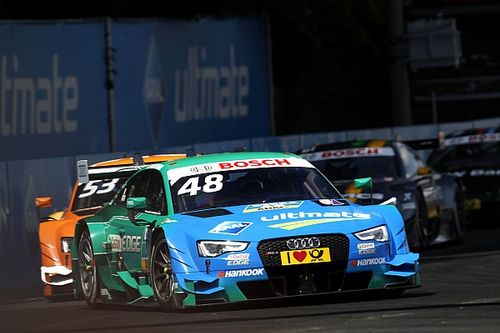 Finally! Audi wins at the Norisring