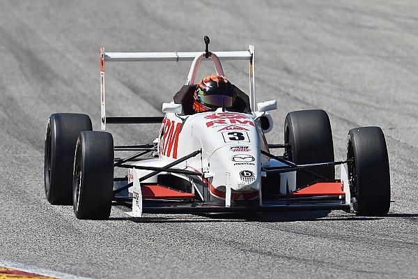 Другие Формулы Самое интересное «У меня нет кумиров». Никита Ласточкин – еще один россиянин за океаном
