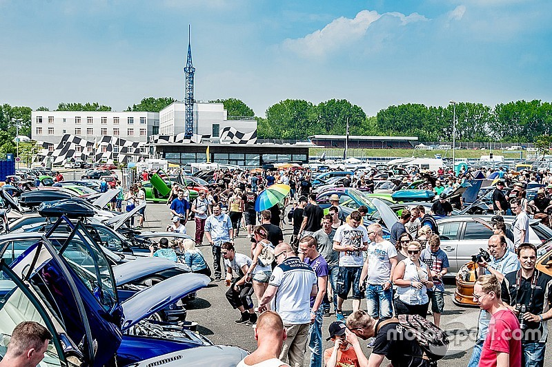 15. bis 18. Juni 2017: Opel-Treffen in Oschersleben