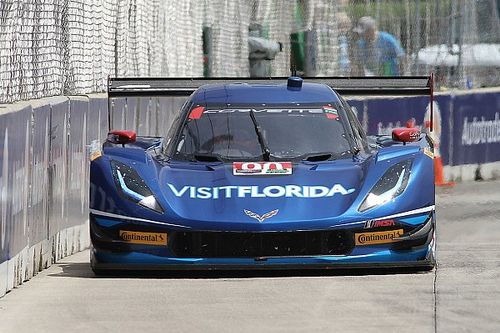 Goossens to drive Daytona Prototype up hill at the Goodwood Festival of Speed