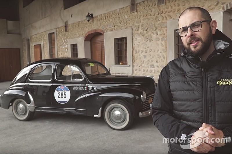 Inside Mille Miglia 2016: pulsazioni a 203 (Peugeot)