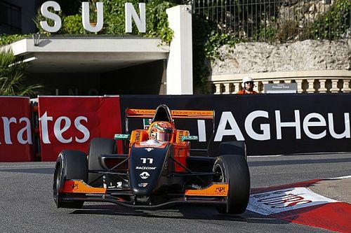 Monaco Eurocup: Fenestraz claims maiden win in red-flagged wet race