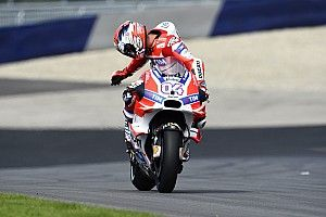 Dovizioso blames tyre choice for Iannone defeat