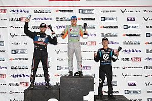 Formula DRIFT Round 6: Throwdown Results