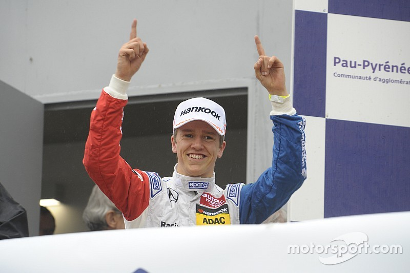 Barnicoat believes McLaren dropped him in favour of Honda juniors