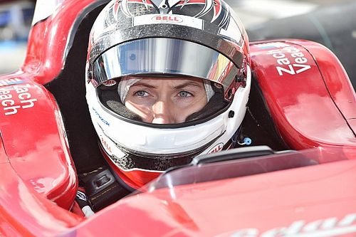 Veach to make Indy 500 debut with Foyt
