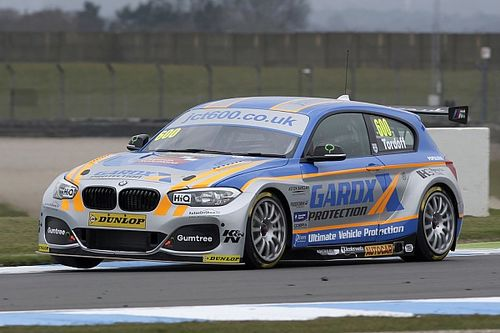 Brands Hatch BTCC: Tordoff heads Smith in second practice
