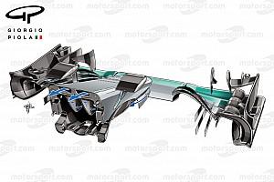 تحليل تقني: التصميم الداخلي لقناة-اس على سيارة مرسيدس
