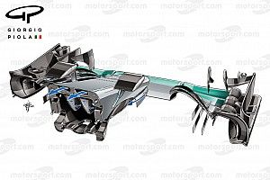 Technical Analysis: Mercedes' internal S-duct trickery