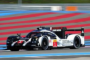 Porsche ends WEC Prologue testing in command