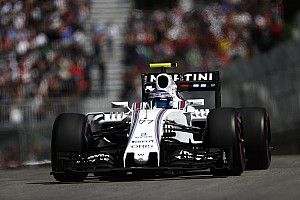 Bottas qualified seventh and Massa eighth for the Canadian GP