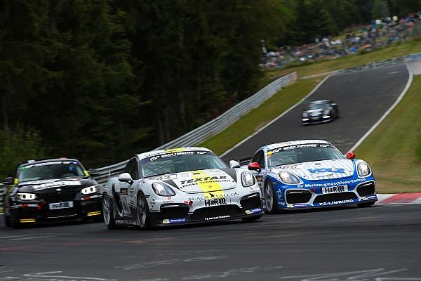 Auftakt zur VLN-Saison 2017 auf der Nordschleife mit 190 Autos