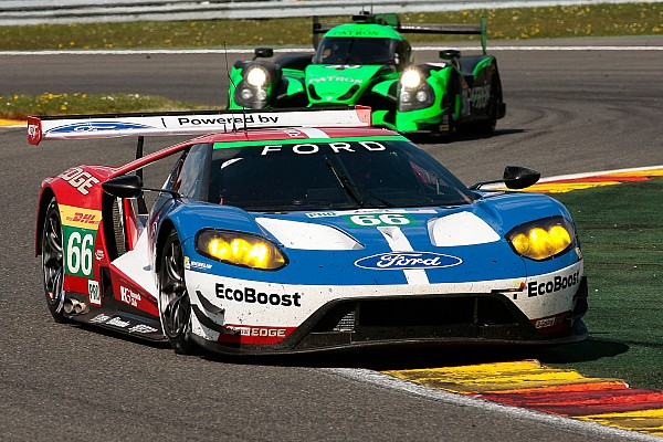 Solid IMSA representation on 60-entry list for 24 Hours of Le Mans