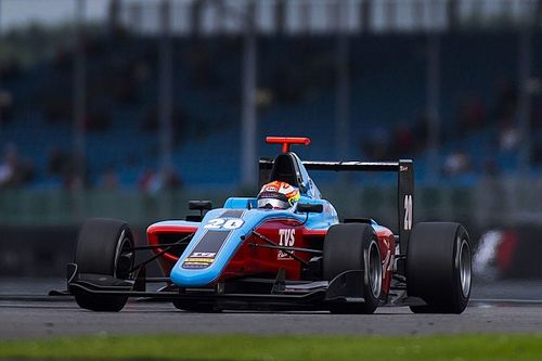 Maini hopes to continue in GP3 after Silverstone debut