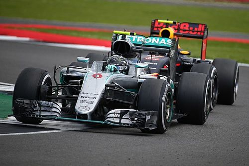 Rosberg handed 10-second time penalty, drops to third