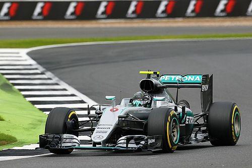 Rosberg under investigation over radio rules breach