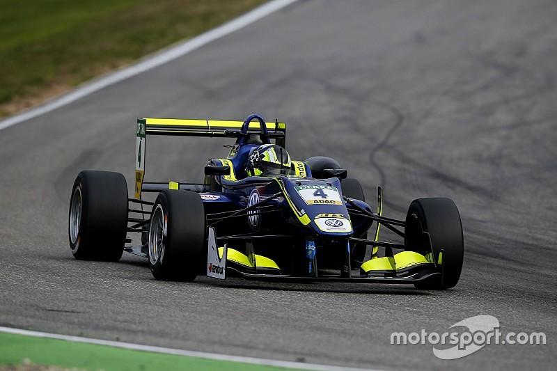 Norris confirmed at Carlin for full F3 season in 2017