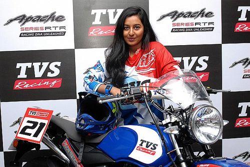 Shreya Iyer unfazed by gender stereotyping in motor racing