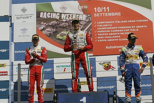Correa regola Mick Schumacher e conquista la vittoria in Gara 3